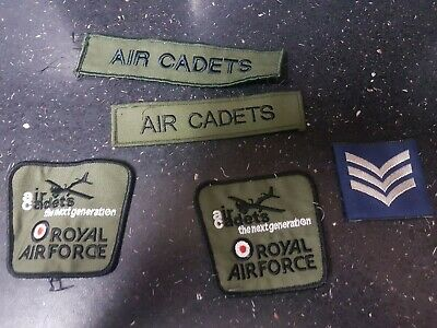 Origional RAF Air Cadets Badges • 4.50£