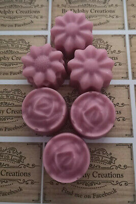 100% Soy Wax Melts (3 Per Pack) Strong Designer Scents - Delphy Creations  • 2.50£