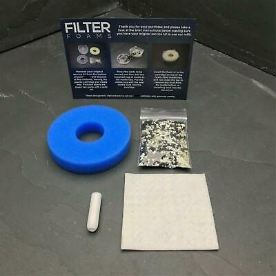 £4.99 • Buy COMPATIBLE WITH BiORB ANTI ALGAE FILTER SERVICE KIT REFILL INC A PAD & AIR STONE