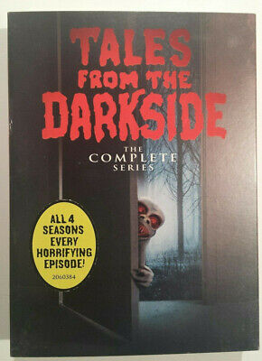 Tales From The Darkside The Complete Series DVD Set With Slipcover Region 1 2016 • 17.45£