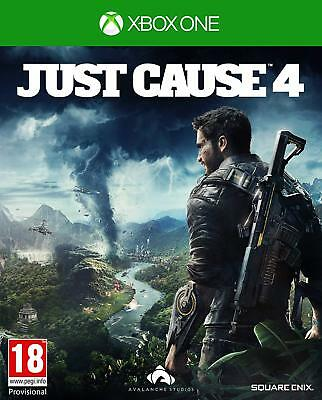 Just Cause 4 | Xbox One New • 11.99£