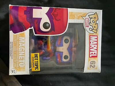 Magneto Funko Pop 62 Marvel Bobble-Head Film • 20£
