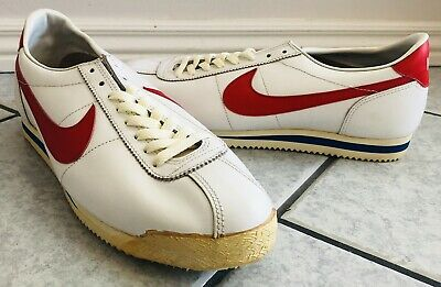 AU1935.23 • Buy 1980s Nike Cortez Vintage Running Shoes- NEW Without Box!