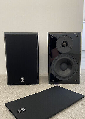 AU55 • Buy YAMAHA PIANOCRAFT Speakers NX-E400 In Gloss Black