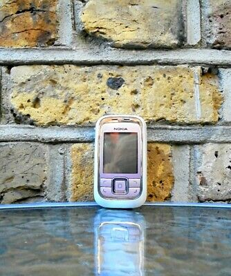 Nokia 6111 Pink Not Working Parts Only • 10£