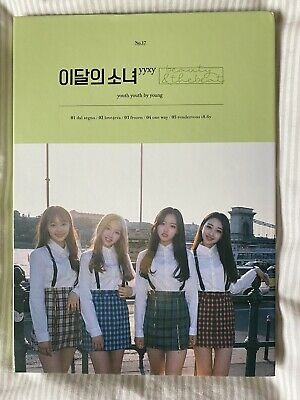 LOONA YYXY Beauty & The Beat Limited Mini Album With Gowon Photocard Kpop OOP • 150£