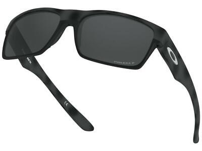 AU199 • Buy Oakley TWO FACE Sunglasses Black Camo - Prizm Black Polarised Lens 9189-4160