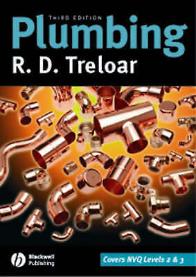 £3.79 • Buy Plumbing: Heating And Gas Installations By R. D. Treloar (Paperback, 2006)