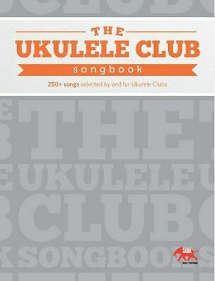 AU37.95 • Buy NEW The Ukulele Club Songbook Spiral Ringed Book Free Shipping