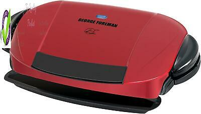 Or Foreman 5-Serving Removable Plate Electric Indoor Grill And Panini Press, , G • 62.91£
