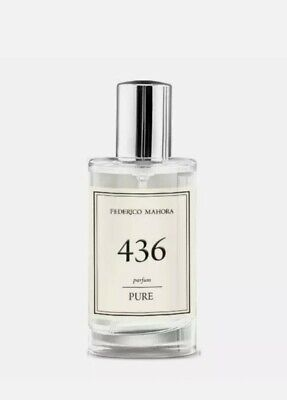 FM 436 Pure Collection Federico Mahora Perfume For Women 50ml UK • 11£