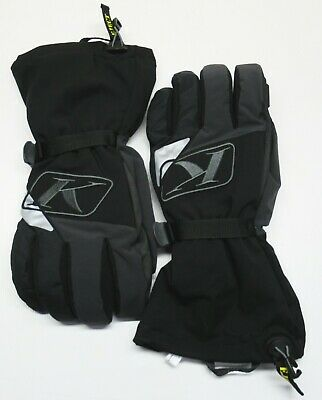 $ CDN134.79 • Buy Klim Black Fusion Gloves - 3087-001-150-000