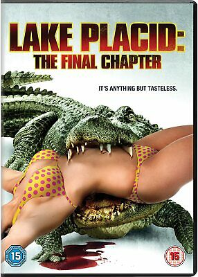 LAKE PLACID 4 - The Final Chapter - Robert Englund, Don Michael NEW REGION 2 DVD • 19.79£