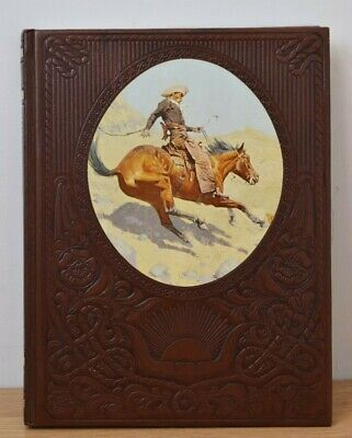 Time Life Books -  The Cowboys  The Old West Hardback Book • 9.99£
