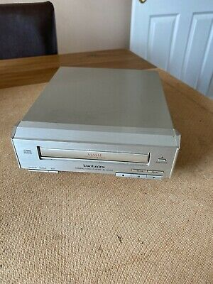 Technics SL-HD350 Separate CD Player - Tested & Working • 29.95£
