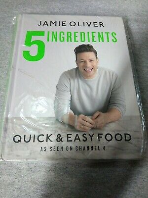 AU52.41 • Buy 5 Ingredients Quick & Easy Food By Jamie Oliver (2019, Hardcover)