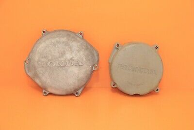 $45 • Buy 1998 97-01 CR250R CR250 Stator Outer Clutch Cover Housing Engine Crank Lid Cap