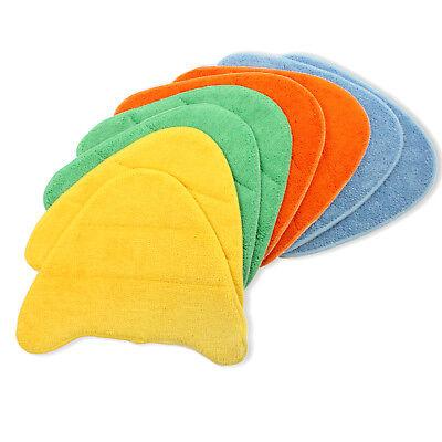 8 Floor Covers Pads For VAX S86-SF-CC S86-SF-C Complete Clean Steam Cleaner Mop~ • 10.99£