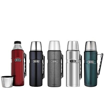 AU43.89 • Buy New THERMOS Stainless King S/Steel Vacuum Insulated Flask 1.2 Litre Genuine