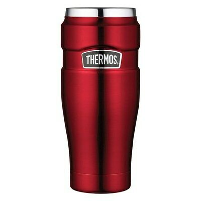 AU35.49 • Buy New THERMOS Stainless King S/Steel Vacuum Insulated Travel Mug Tumbler 470ml
