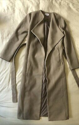 AU20 • Buy Finders Keepers Khaki Trench Coat Size Small