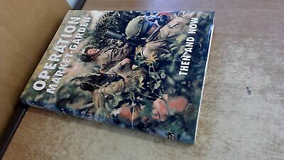 £52.49 • Buy Operation Market-garden: Then And Now: Volume 2, Karl Margry (Ed.