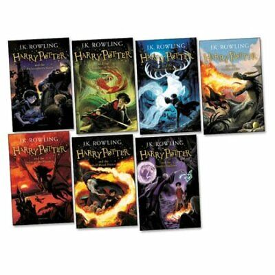 $ CDN56.55 • Buy Harry Potter Collection Book Set Pack Books (7 Paperbacks) Brand New