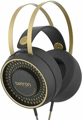 £19.99 • Buy Betron Retro Headphone Over Ear Headset Wired 1.6m Cable, Heavy Bass, Stereo
