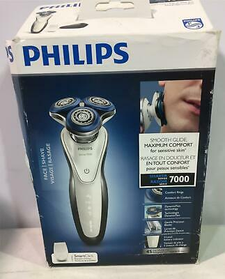 AU96.86 • Buy Philips Series 7000 Wet And Dry Men's Electric Shaver W/ Beard Trimmer S7530/50