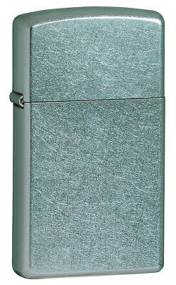 AU29.99 • Buy New ZIPPO Windproof Lighter 1607 Street Chrome Slim Silver Genuine