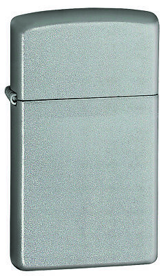 AU29.99 • Buy New Genuine ZIPPO Windproof Lighter 1605 Satin Slim Silver
