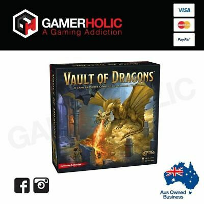 AU37.99 • Buy D&D Dungeons & Dragons Vault Of Dragons Board Game Brand New
