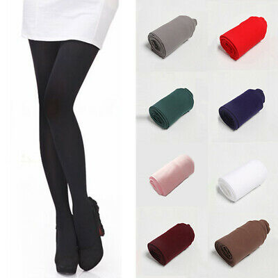 Plus Size Super Elastic Tights Warm Winter Thermal Stretch Pantyhose Stockings • 3.87£