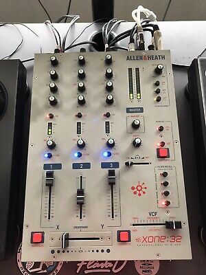Allen & Heath Xone:32 Mixer In Fully Working Order & With Instruction Manual • 176£