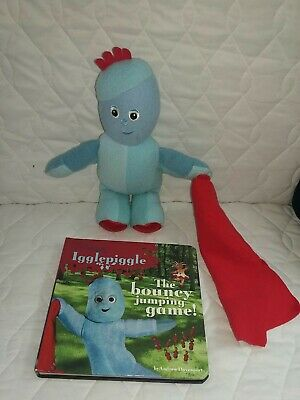 £14.99 • Buy In The Night Garden Iggle Piggle Soft Toy And Book