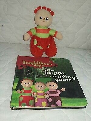 In The Night Garden Tombliboos Soft Toy And Book  • 14.99£