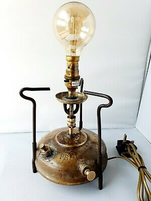 Vintage Primus No. 54 Stove Coverted To Electric Lamp • 63.96£
