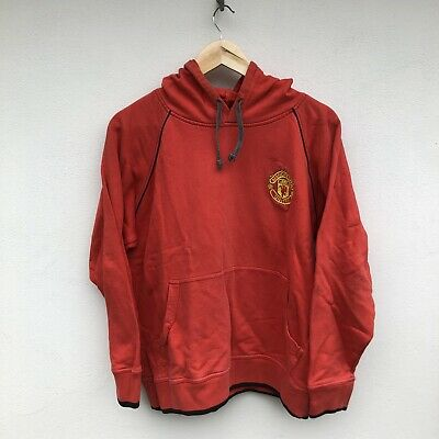 Vintage Manchester United Hoodie Size Small • 9£