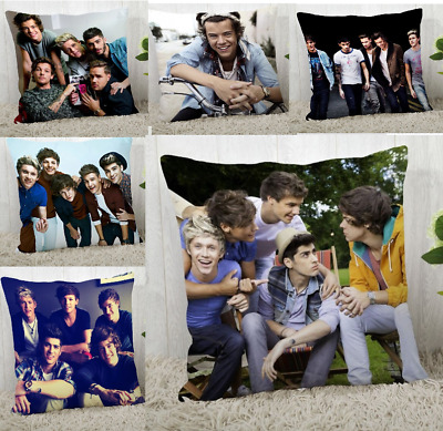 £7.08 • Buy One Direction Pillow Case Cover Harry Zayn Louis Case Collection Home Décor