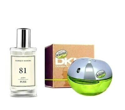 FM 81 Pure Collection Federico Mahora Perfume For Women 50ml Inspiration By DKNY • 14.50£