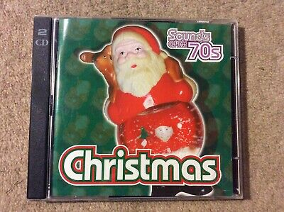 Rare Time Life Sounds Of The 70s Christmas 2 CD (TLXXD/05/SNC) • 44.99£
