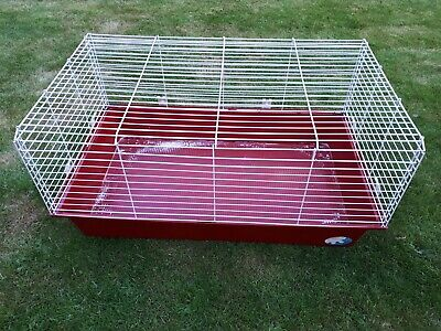 Guinea Pig Cage + Extras Ferplast Small Pet Animal, Rabbit, Rodent, Mouse, Rat • 13£