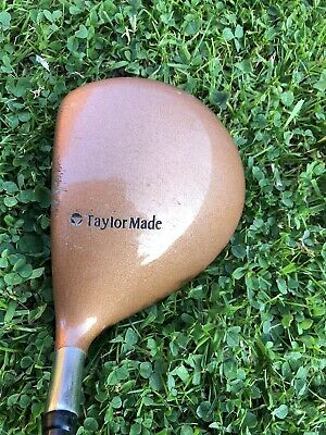 TAYLORMADE Burner Driver 10.5* Graphite Bubble  S90 Plus Shaft Free Postage • 22£