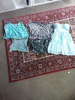 AU10 • Buy Bulk Size 6-8 Clothing Summer Tigerlily L&t Dotti Dress Tree Of Life