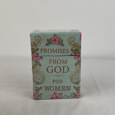 £3.78 • Buy Promises From God For Women Cards - A Box Of Blessings