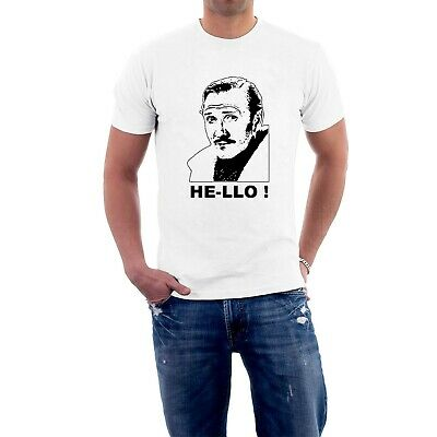 £14.50 • Buy Leslie Phillips T-shirt DING DONG ! / HE-LLO ! Movies Carry On Films Sillytees