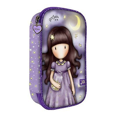Gorjuss Sparkle & Bloom Fold Out Filled Pencil Case 1046GJ03 - Catch A Fallin... • 47.05£