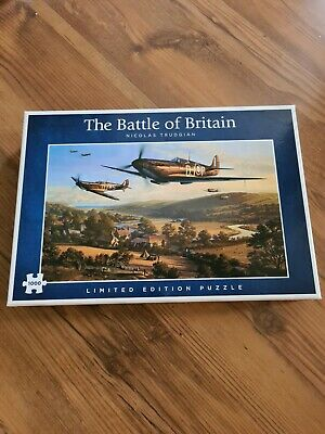 The Battle Of Britain Nicolas Trudgian Jigsaw • 12£