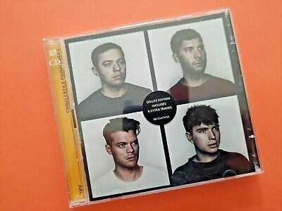 Everything Everything -    ABC   Deluxe CD - 6 Extra Tracks • 3.99£