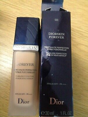 Dior Diorskin Forever Flawless Perfection Fps 25 Spf Shade 023 Peach  Boxed • 29.99£
